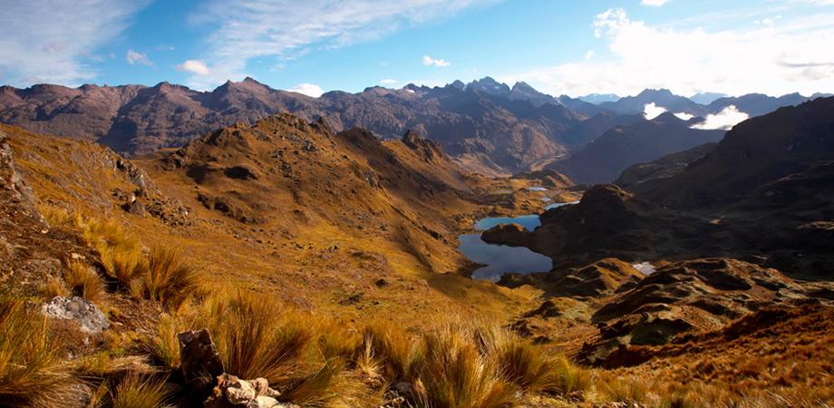 Lares Trek a Machu Picchu