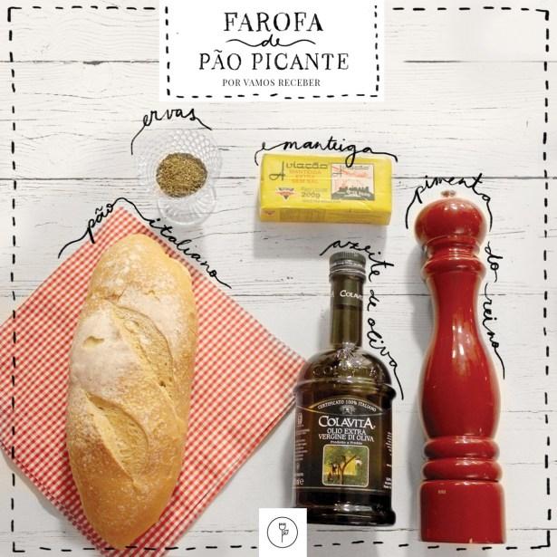 FARROFA-PAO