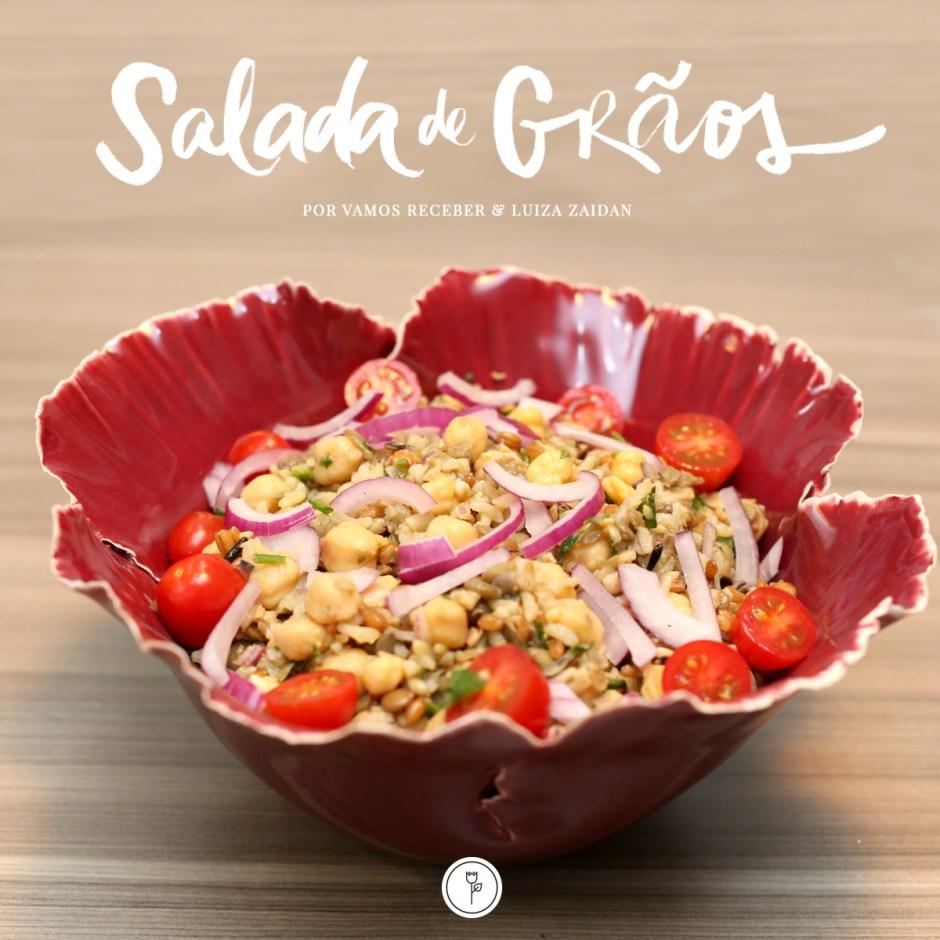 Banner Salada de Graos