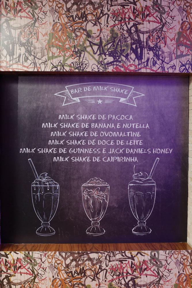 Bar de Milk Shake