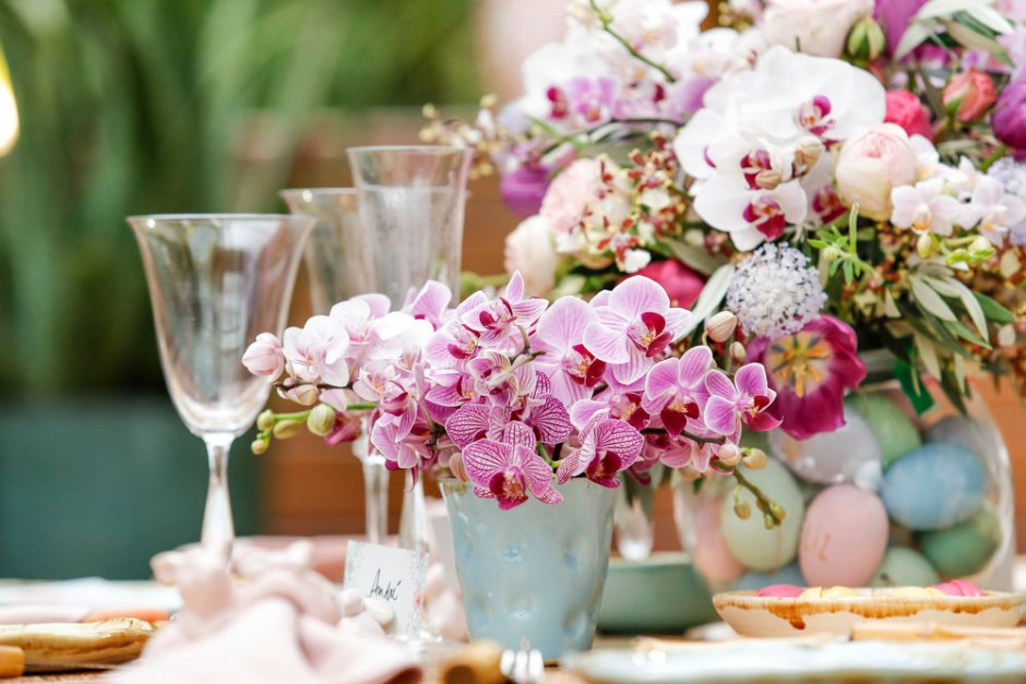 arranjos florais por Marcinho Leme