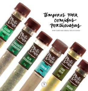 temperos multi gosto para comida portuguesa