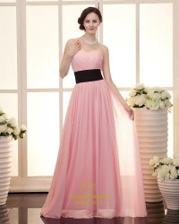 Light Pink Bridesmaid Dresses | Vampal Dresses