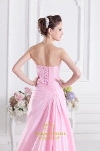 Pink Ball Gown Quinceanera Dresses,Light Pink Long Prom ...