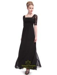 Long Black Prom Dresses 2015,Black Prom Dresses With Lace ...