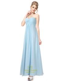 Long Baby Blue Bridesmaid Dresses,Blue Bridesmaid Dresses ...