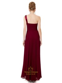 The gallery for --> Maroon Bridesmaid Dresses