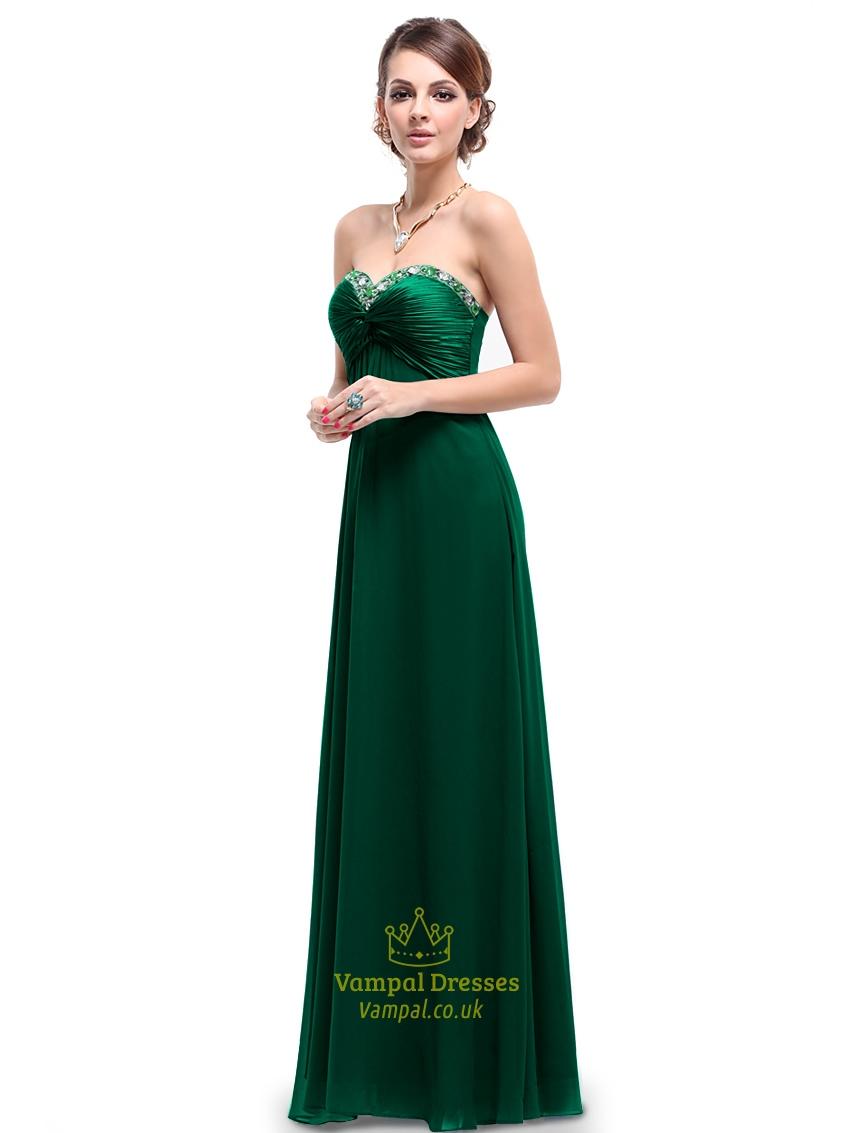 Emerald Green Bridesmaid Dresses 2015Dark Emerald