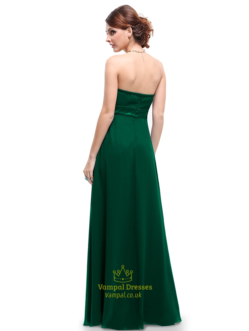 Emerald Green Bridesmaid Dresses 2015Dark Emerald