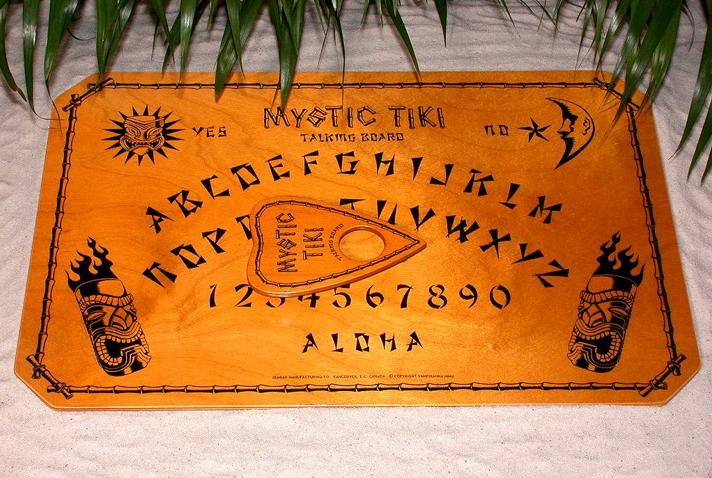 The mystery of the Ouija Board?