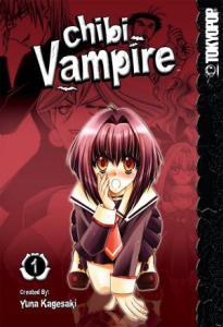 Chibi_Vampire,_manga_Volume_1