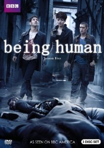 being human season 5 dvd