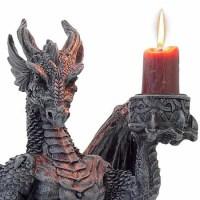 Vampires Kitchen - Nemesis Now Light Keeper Dragon Candle ...