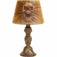 Vampires Kitchen - Nemesis Now From The Darkness Skull Lamp