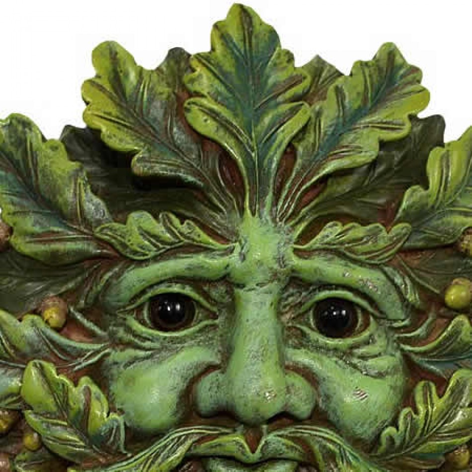 Vampires Kitchen  Nemesis Now Green Man Door Knocker