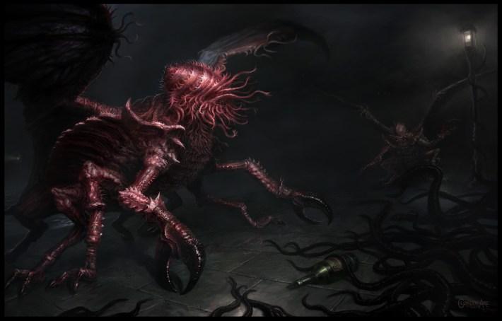 Ciclo: Orrori dagli Abissi -H. P. Lovecraft e il Necronomicon (pt.6 Colui che sussurrava nelle Tenebre)
