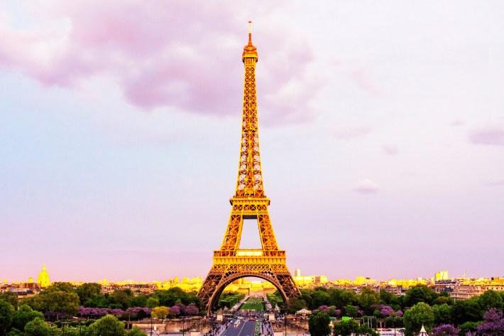 Cover Reveal di Paris in Love