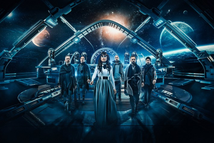 Raise your Banner – Within Temptation