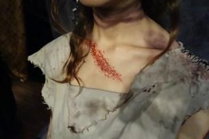 Pestilentia di Stefano Mancini zombie graffio