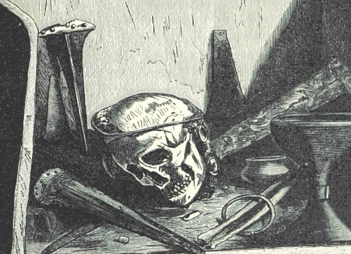 evidenza Quel Vampiro di Lovecraft di Robert Bloch – Quarantena col vampiro