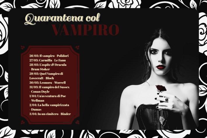 quarantena col vampiro