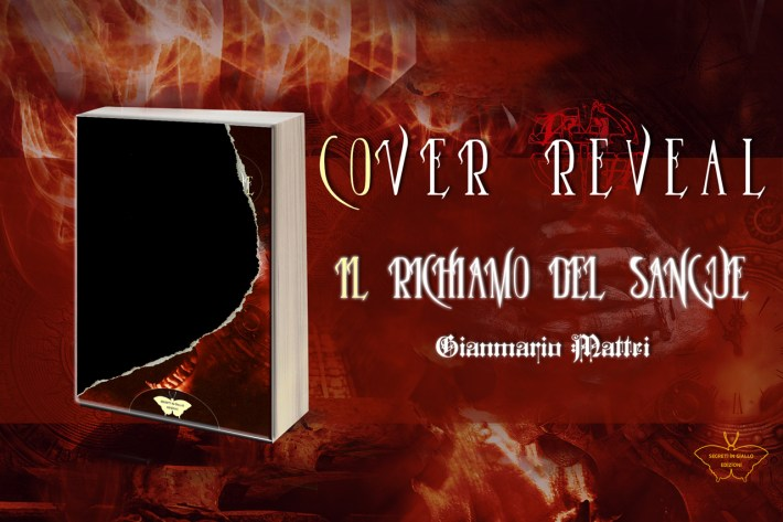 il richiamo del sangue cover reveal