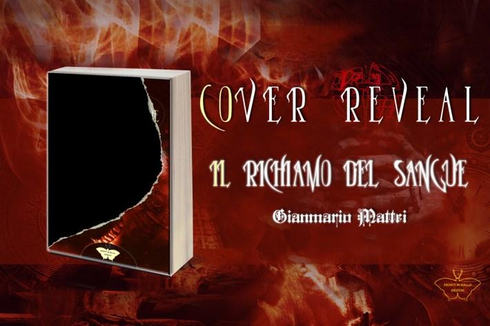 Segnalazione e Cover Reveal: Il Richiamo del Sangue (Van Helsing 1) di Gianmario Mattei