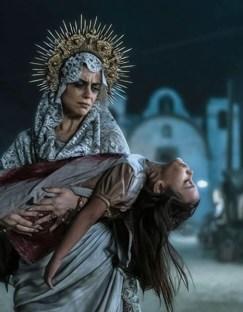 Lorenza Izzo in Penny Dreadful City of Angels - Santa Muerte