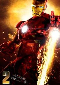 Robert Downey Jr in Iron Man 2 (2010) 2