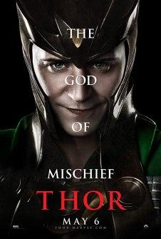 Tom Hiddleston in Thor (2011)
