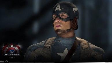 Chris Evans in Captain America- The First Avenger (2011)