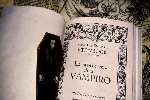La Storia vera di un Vampiro