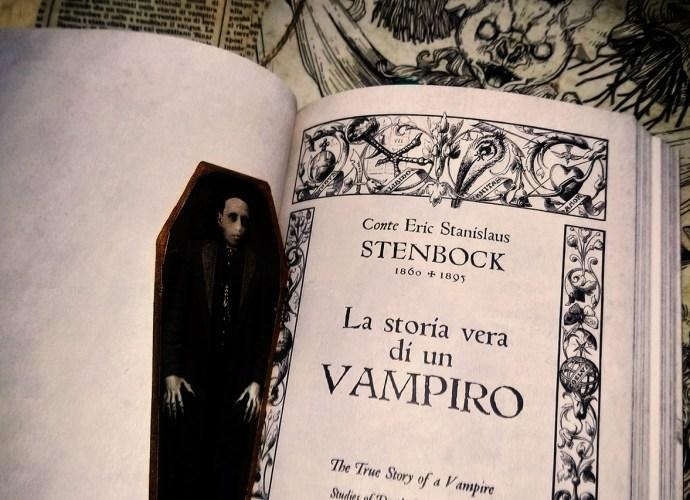 La Storia vera di un Vampiro di Eric Stanislaus Stenbock – Draculea