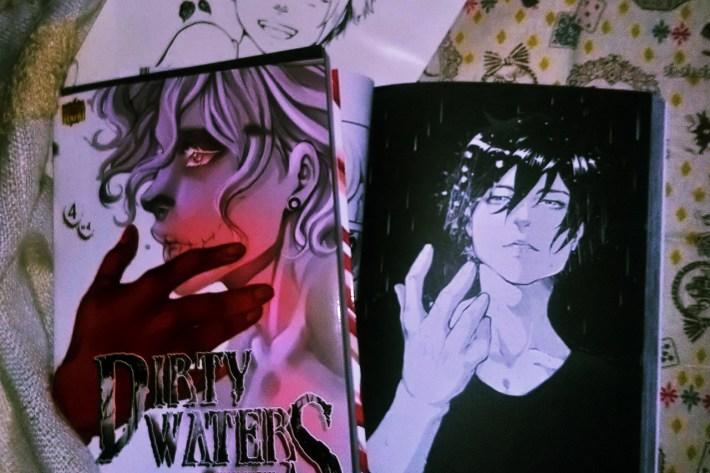 Dirty Waters di Lumi Niemi vol. 4