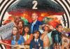 The Umbrella Academy poster seconda stagione