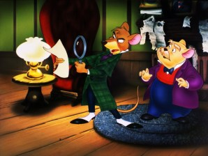 basi l'investigatopo - basil the great mouse detective