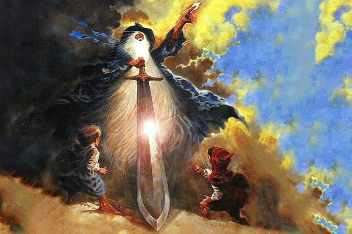 Il Signore degli Anelli di Ralph