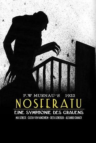 nosferatu poster ombra del vampiro