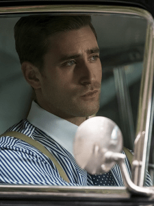 Oliver Jackson-Cohen as Peter.
