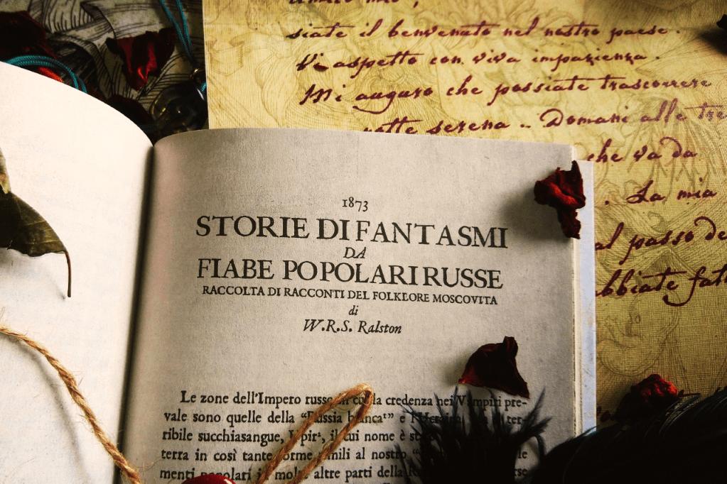 Storie di Fantasmi da Fiabe popolari Russe di W. R. S. Ralston – Draculea