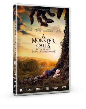DVD A monster calls - sette minuti dopo la mezzanotte