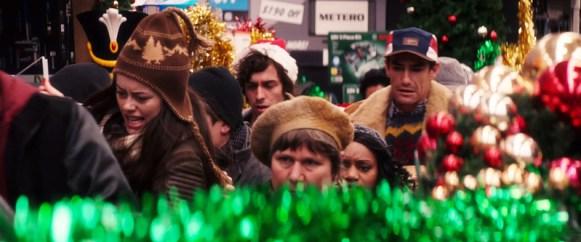 The opening scene of the movie Krampus