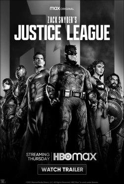Zack Snyder's Justice League (2021) Ben Affleck, Henry Cavill, Jason Momoa, Gal Gadot, Ezra Miller, and Ray Fisher in Zack Snyder's Justice League (2021)