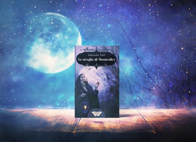 le streghe di moonvalley - amanda fall - mock up