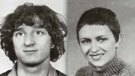 Jean-Michel Kraveichvili e Nadine Mauriot - le vittime dell'ottavo delitto del cosiddetto Mostro di Firenze, uccisi tra il 7 e l'8 settembre 1985 agli Scopeti