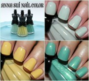 anna sui nail color swatches