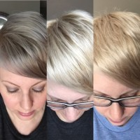 White Minx Hair Rinse.FANCI FULL SILVER LINING HAIR COLOR ...