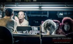 Verwandlung: Markus Beisel wird Céline Bouvier Mehr Fotos hier
