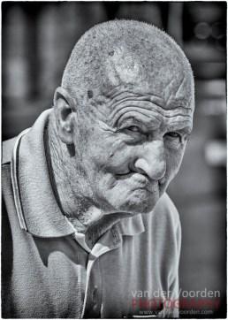 Old man 3 Camino de Santiago / Jakobsweg