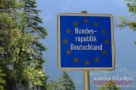 Grenzübergang AU-D